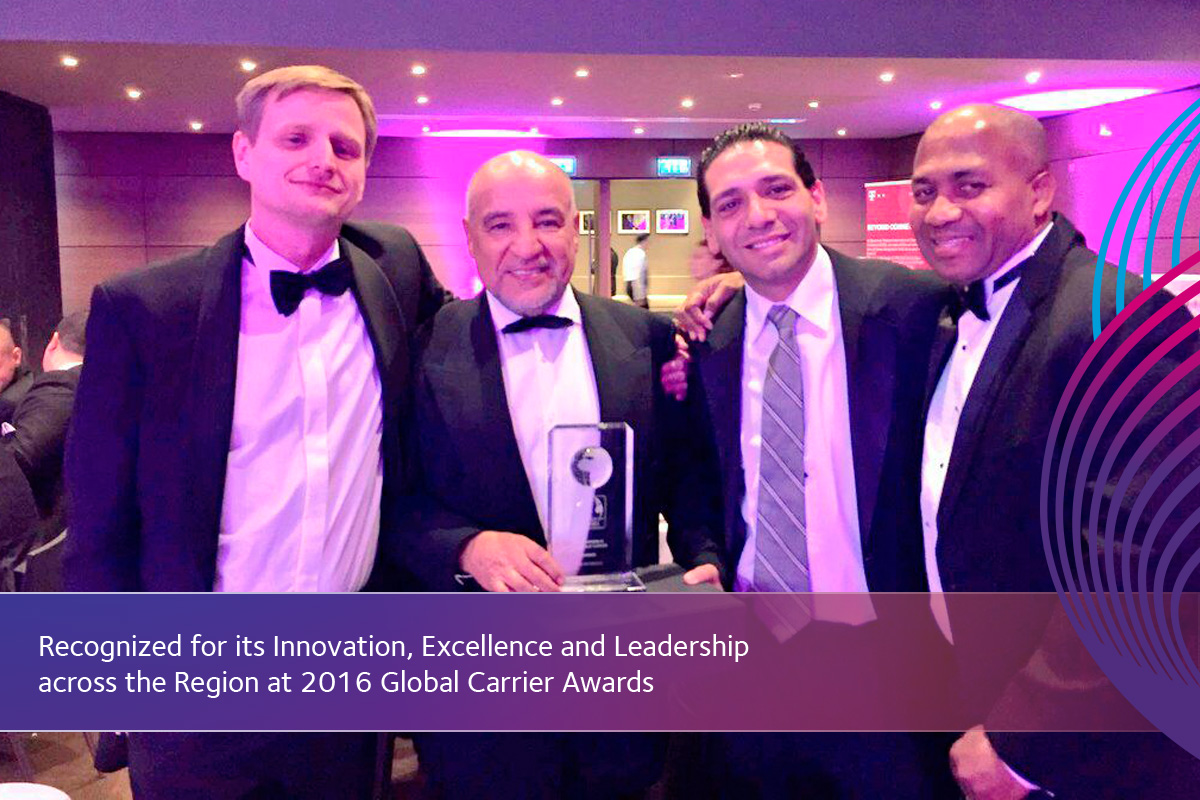 C&W Networks Wins Fourth Consecutive Best Caribbean Wholesale Carrier Award
