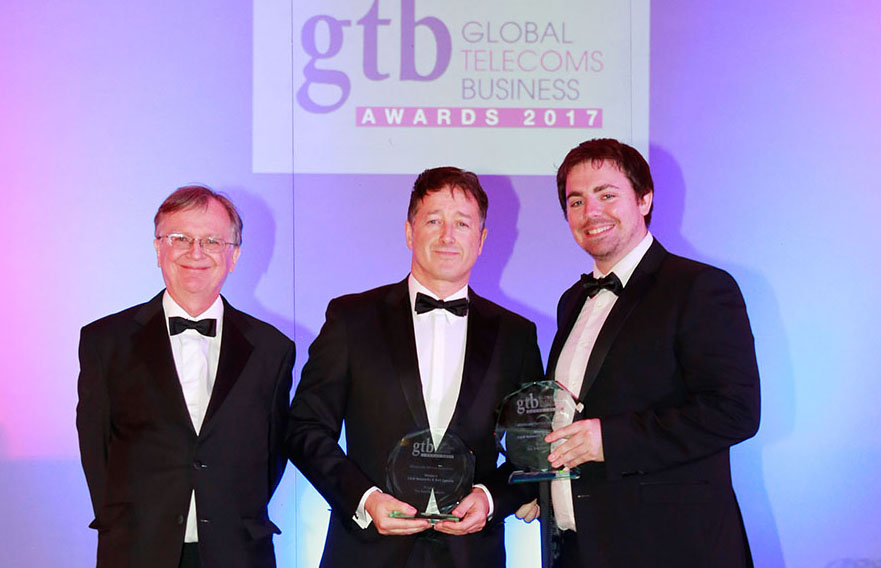 C&W Networks WINS worldwide innovation award for wholesale SERVICE