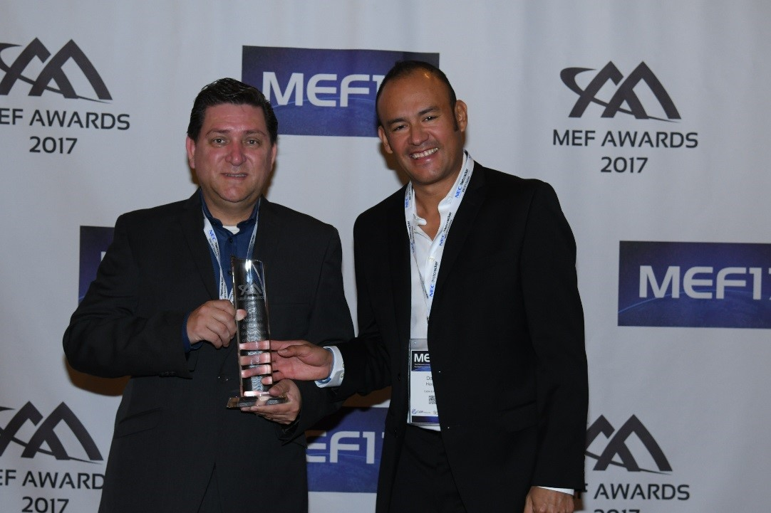 C&W NETWORKS WINS 'BEST NETWORK AND SERVICE INNOVATION IN THE CARIBBEAN AND LATIN AMERICA'